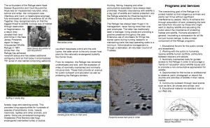 Side 2 of new Refuge leaflet