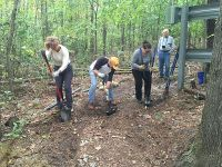 Volunteers from Pinelands Protection Alliance, Unexpected Wildlife Refuge