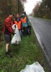 Cleanup volunteers from 2016, Unexpected Wildlife Refuge photo