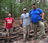 Jason Howell, Bob Cunningham and Mike Kaliss, Unexpected Wildlife Refuge photo
